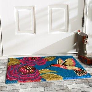 Gaetan Hummingbird Delight Doormat