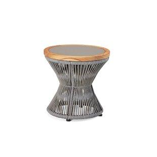 Mukai Aluminium Side Table By Sol 72 Outdoor