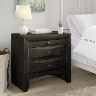 Weidman 2 Drawer Nightstand by Latitude Run