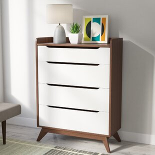 Cravens 4 Drawer Chest