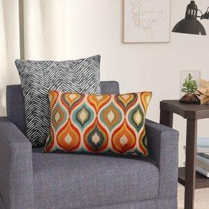 Lumbar Pillows You\'ll Love | Wayfair