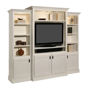 French Restoration Shaker Entertainment Center by A&E Wood Designs