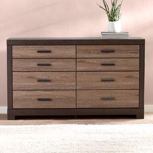 Mercury Row Arjun 6 Drawer Double Dresser