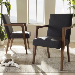 Bargain Kobe Armchair (Set of 2) by Langley Street Reviews (2019) & Buyer's Guide