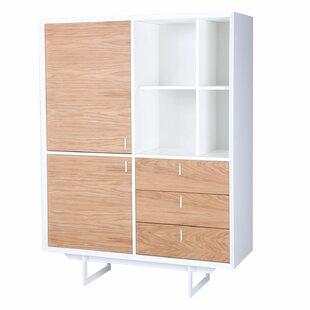 Caius Bookcase By Ebern Designs