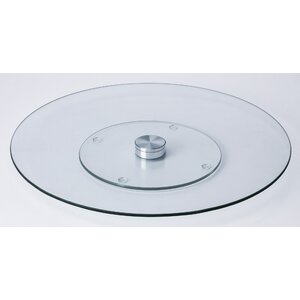 Soderquist Tempered Glass Lazy Susan
