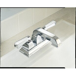 American Standard Town Square Centerset Bathroom Faucet with Drain Assembly