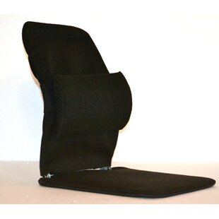 Review Bucket Seat Back Cushion by Sacro-Ease