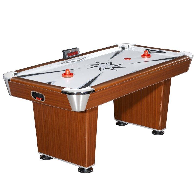 Delightful Midtown 6u0027 Air Hockey Table