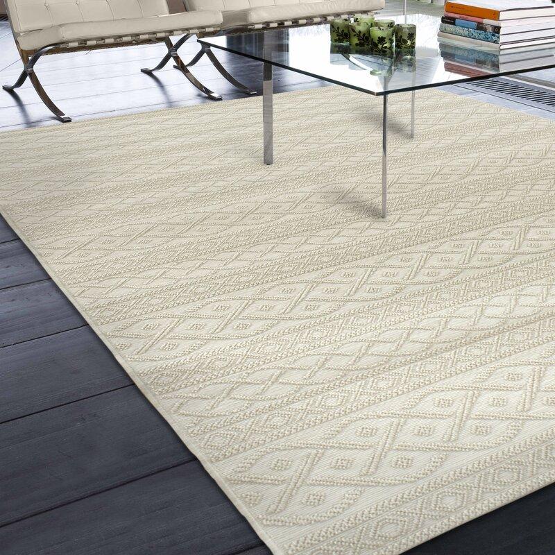 Pretty textured rug