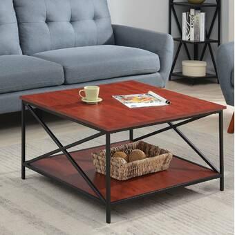 Mercury Row Cutlip Frame Coffee Table Wayfair