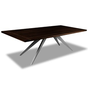 Macaulay Dining Table Ivy Bronx