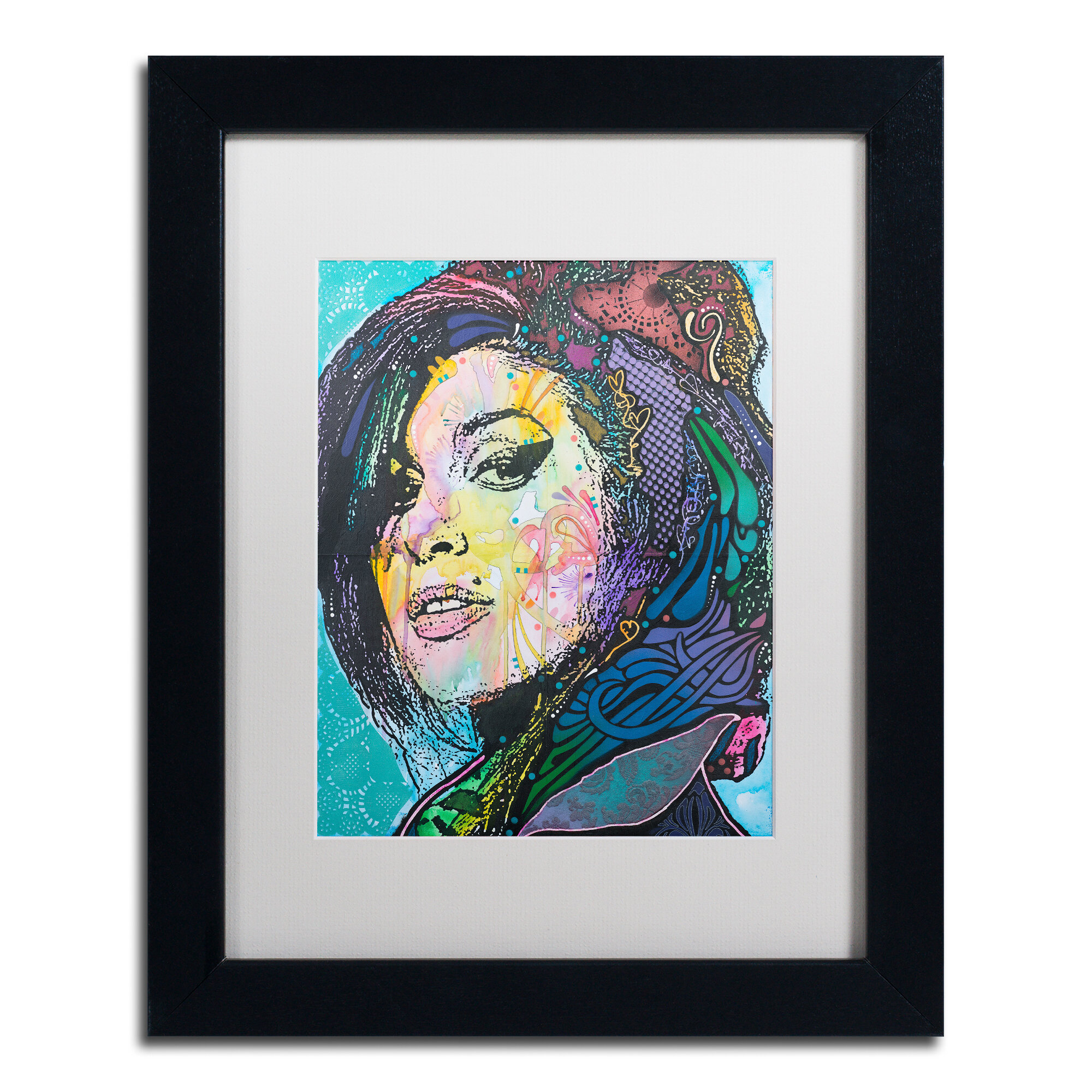 Choose Size /& Colour Stunning Framed Wall Art AMY WINEHOUSE PRINT ON CANVAS