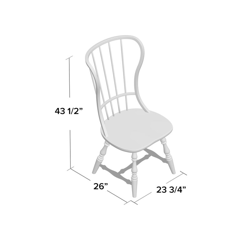 Sanctuary Spindle Back Dining Chair