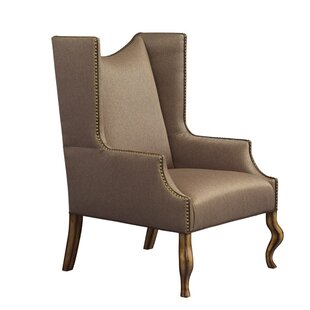 Linden Wingback Chair by Leathercraft