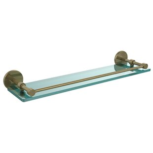 Prestige Skyline Wall Shelf by Allied Brass