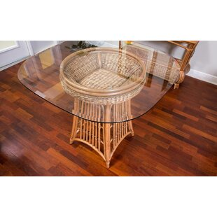 Brisa Round Counter Height Dining Table Bayou Breeze