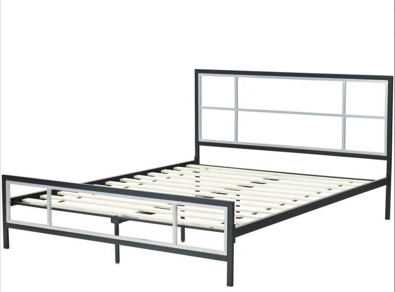 Latitude Run Lipscomb Platform Bed Frame & Reviews | Wayfair