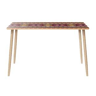 Bungalow Rose Hutchcraft Dining Table