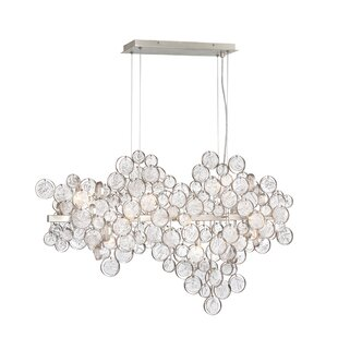 Rosdorf Park Spellman 12-Light Kitchen Island Pendant