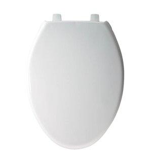Bemis Hospitality Plastic Elongated Toilet Seat