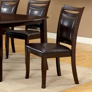 Faron Upholstered Dining Chair (Set of 2) DarHome Co