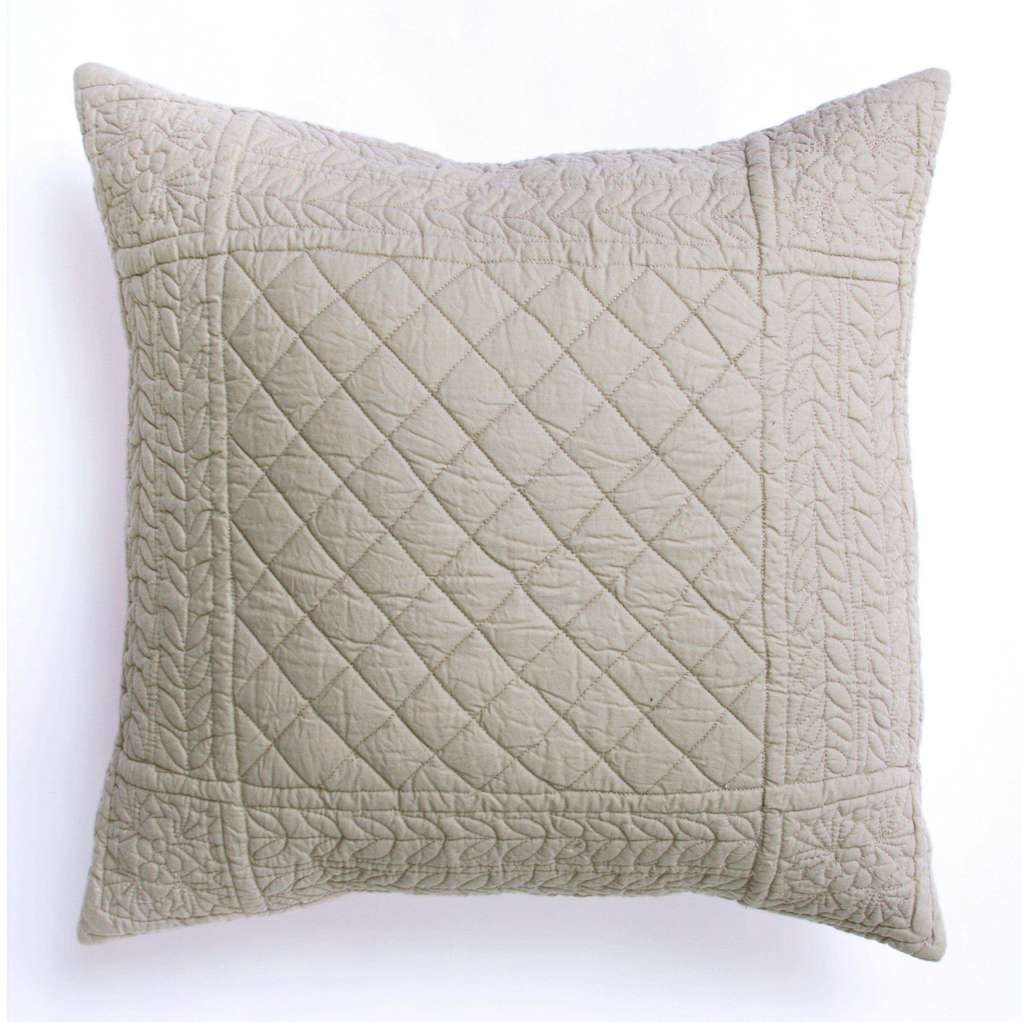 Ebern Designs Forseti Cotton Geometric Throw Pillow Wayfair