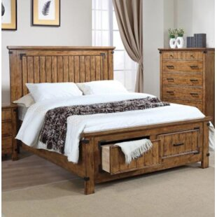 Hensley Platform Bed