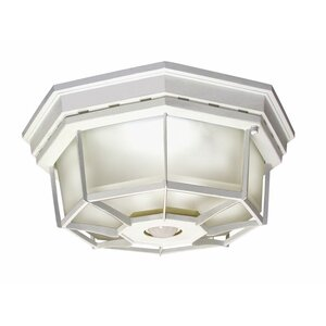 Schaefer 4-Light Flush Mount