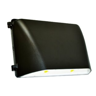 76-Watt Outdoor Security Wall Pack by Nuvo Lighting
