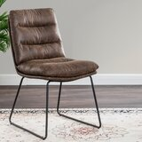 Wiesner Upholstered Side Chair by 17 Stories