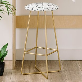 Allyson Johnson 30 Bar Stool East Urban Home