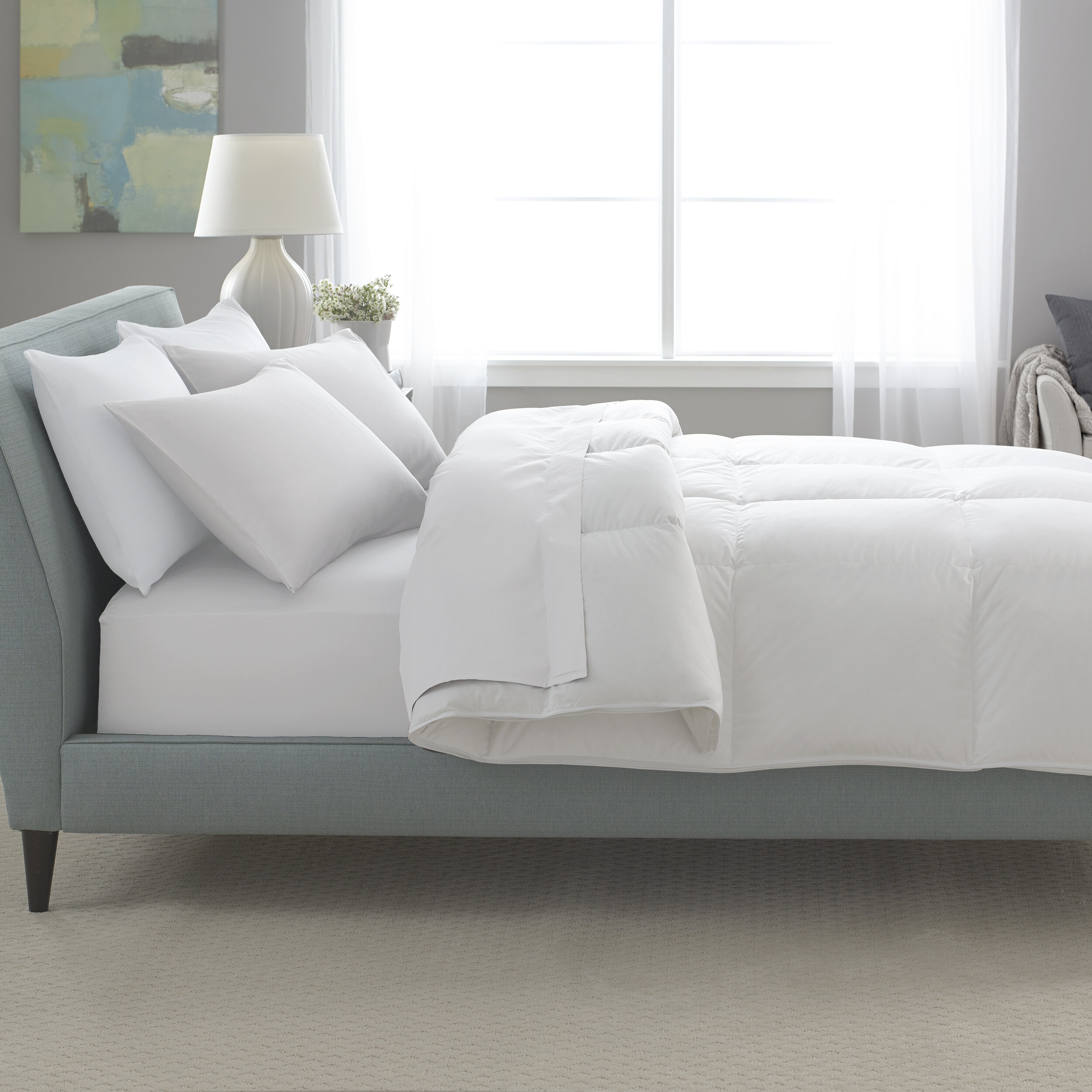 Arsuite All Season Polyester Down Alternative Comforter Wayfair