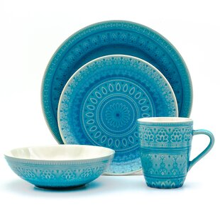 Groovy Boho Dinnerware Wayfair Ca Download Free Architecture Designs Lukepmadebymaigaardcom