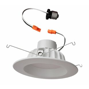 Maxsa Innovations LED Recessed Retrofit Downlight