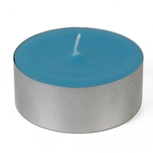 Mega Oversized Tin Tealight Candle