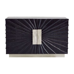 Pleated 2 Door Accent Cabinet ByGlobal Views