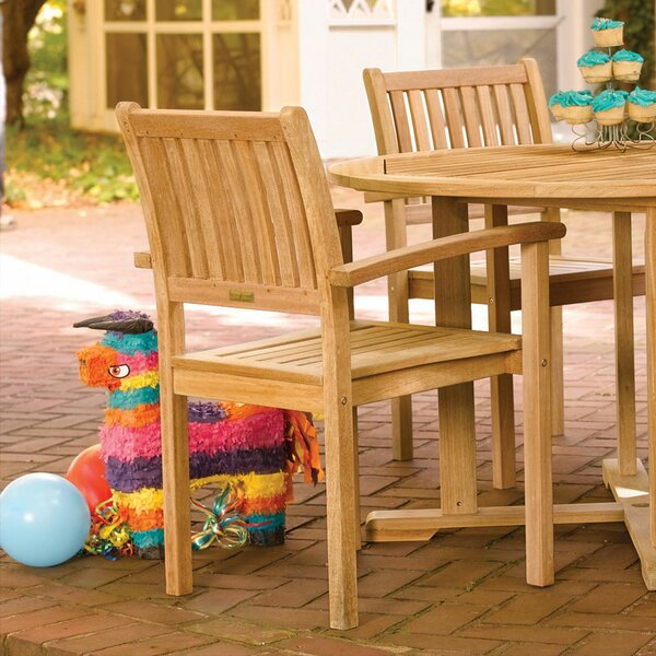 Marlborough /'Lutyens/' Genuine Teak Garden Coffee Bistro Table