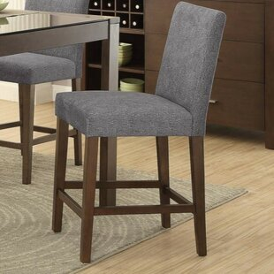 Darby Home Co Aanya Wooden Bar Stool (Set..