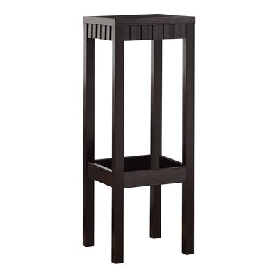 Blaze Etagere Plant Stand Color: Cappuccino by Beachcrest Home