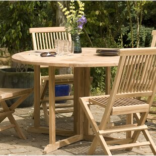 Woehler Teak Dining Table By Sol 72 Outdoor