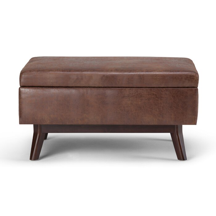Terrific Elle Hannan Storage Ottoman Caraccident5 Cool Chair Designs And Ideas Caraccident5Info