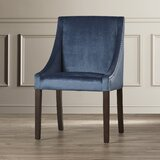Dopkins Upholstered Dining Chair by Canora Grey