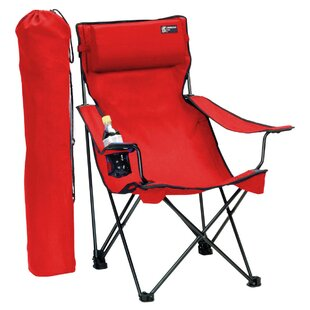 Travel Chair Classic Bubba Folding Camping Chair with Cushion