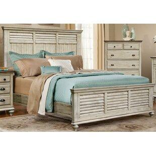 Kennington Panel Bed by Gracie Oaks