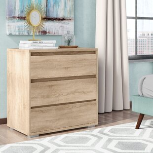 Mcculley 3 Drawer Chest