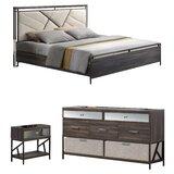Welker Standard Configurable Bedroom Set by Brayden Studio