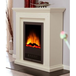 Jacklyn Electric Fireplace By Belfry Heating