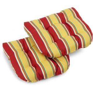 Outdoor Wicker Rocker Cushion
