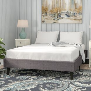 Find the perfect Rockport Upholstered Platform Bed by Andover Mills Reviews (2019) & Buyer's Guide